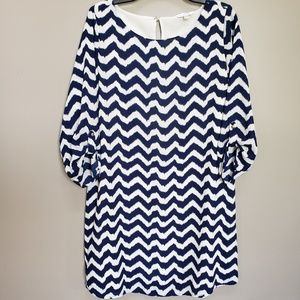 Dress, Mid sleeve, large
